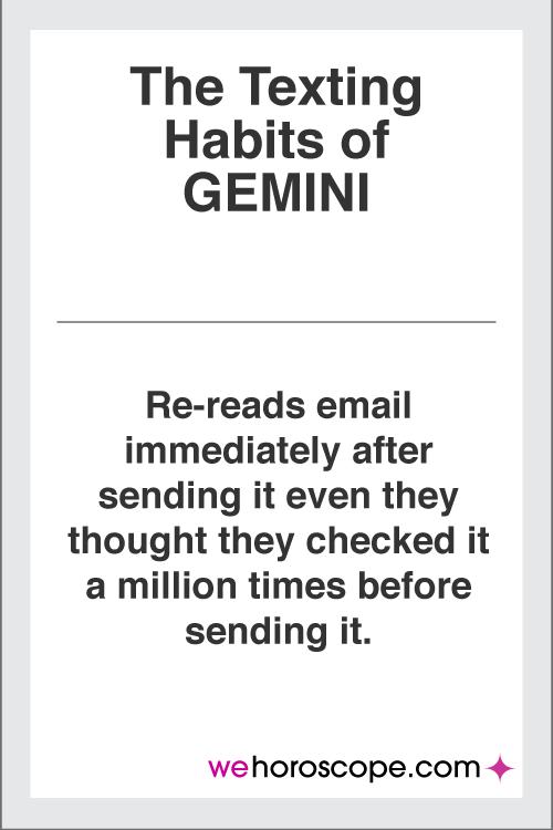 gemini-texting-habits