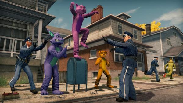 Video Games: Super Serious Man Business