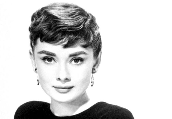 Well, ok, he WOULD date Audrey Hepburn