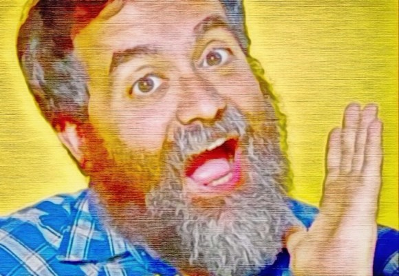 Faraci, in happier times