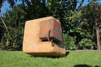 Concrete Sculpture - Coffee Table / Beton Skulptur - Kaffeetisch - Weibach2 - Oliver Neumann