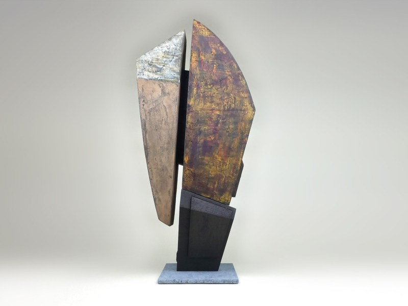 Banta 1.0 - Abstract sculpture by Weibach2