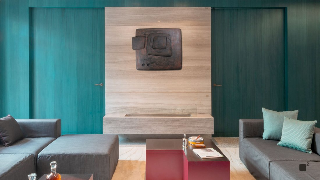 Clustered energy panel - wall art - Weibach2