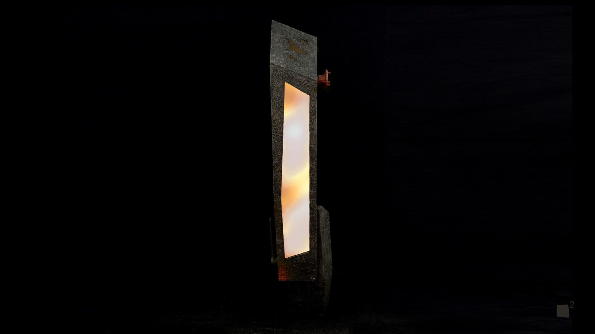 Schwerlichtkrümmer - Torina van 0D0 - Floor Lamp - Weibach2