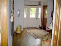 front door rug entry