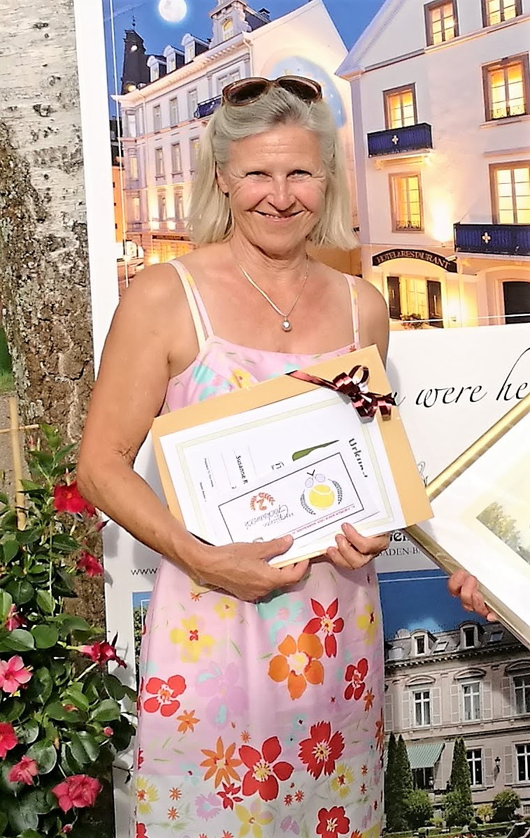 Susanne Roseneck-Peterson Spielerprofil