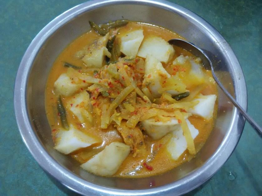 Homemade Series  Spicy Lontong Sayur  wei food story