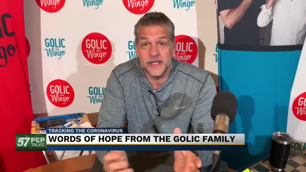 57 Pep Talks Former Notre Dame Players Mike Golic Sr And