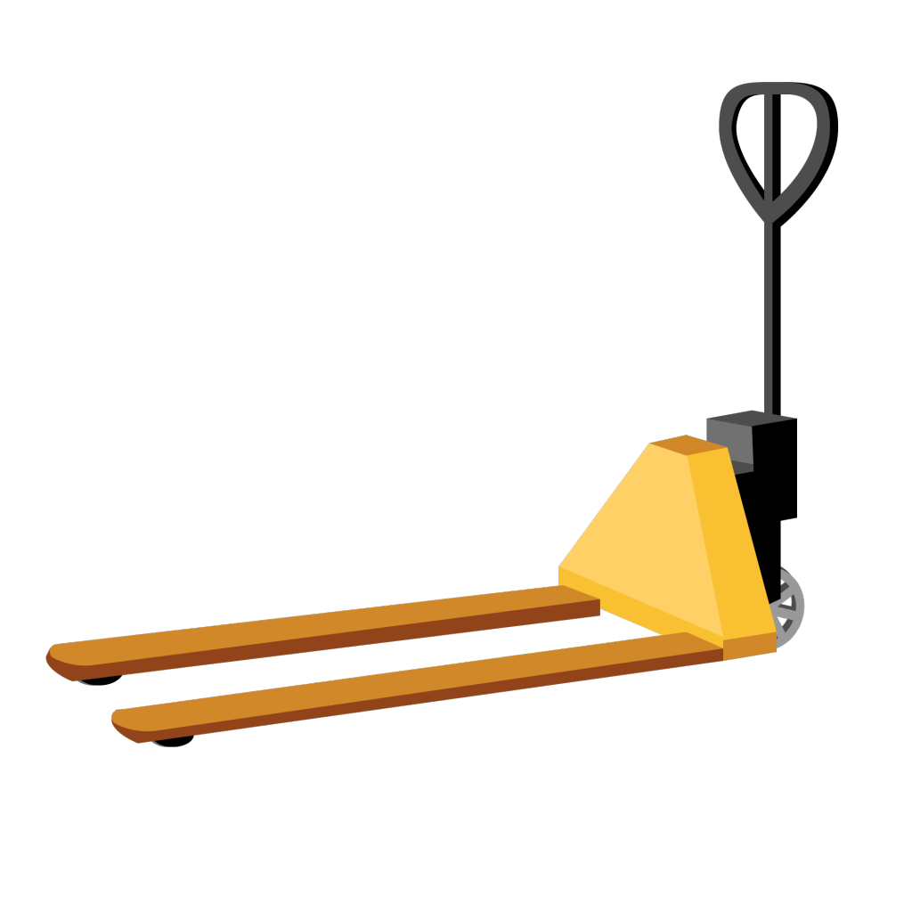 Hand Pallet Truck Scale  Weigh Point Scale Solutions