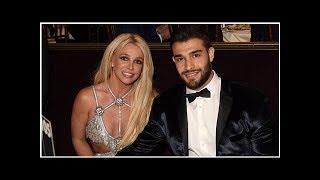 Britney Spears boyfriend Sam Asghari opens up about 100 pound weight loss transformation - Britney Spears' boyfriend Sam Asghari opens up about 100-pound weight loss transformation