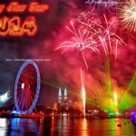 New Years Eve 2015 Fireworks