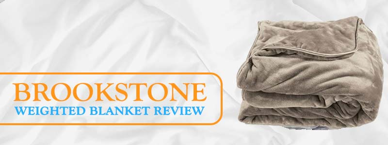 Brookstone Weighted Sensory Blanket