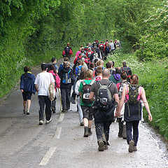 Walk the Wight 2009