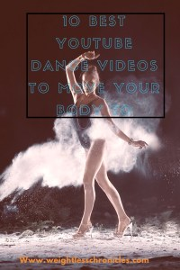 10 Best Youtube Dance Videos to Move your Body to
