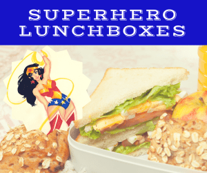 Superhero lunchbox solutions FB
