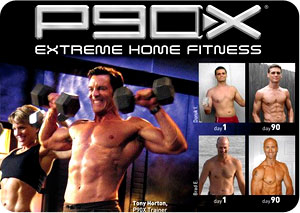 fat loss workout P90X