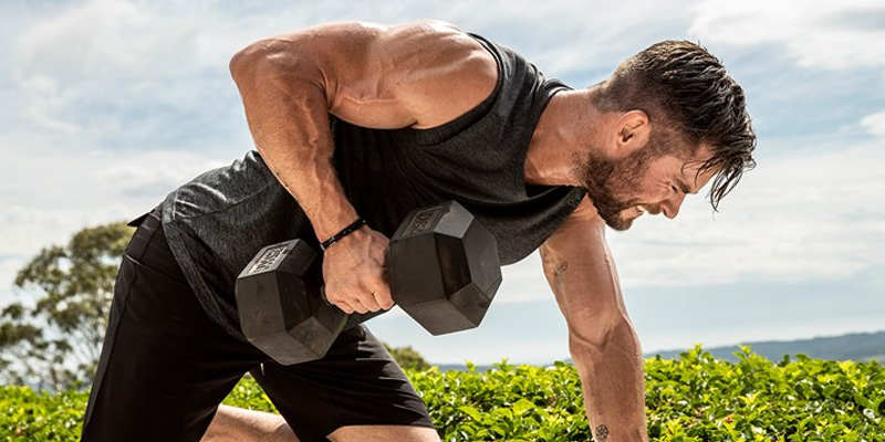 You can circuit your training by walking 2 minutes and running 1, or Chris Hemsworth Thor Workout Intense In 3 Updated