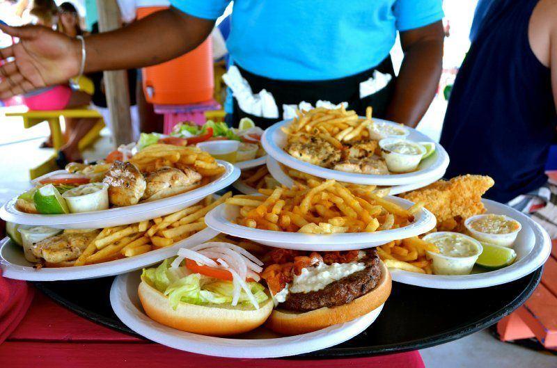 large food