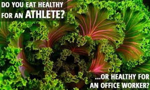 Nutritional Guidelines for Athletes