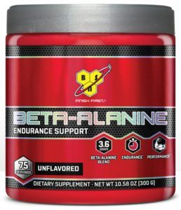 beta-alanine supplement