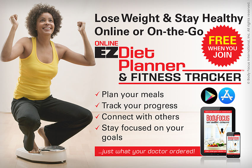 Weight Loss & Diet Planner Phone App