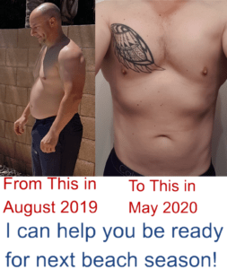My Weight Loss Journey