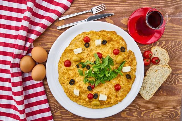 Dieta saludable para el desayuno