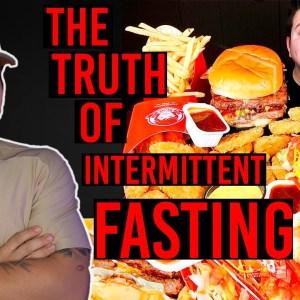 The DARK & DANGEROUS Truth of Intermittent Fasting..