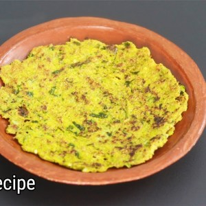 Oats Chilla Recipe - Thyroid /PCOS Weight Loss - Oats Recipes For Weight Loss | Skinny Recipes
