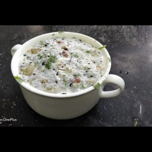 Healthy Savory chia seeds quick and tasty recipe