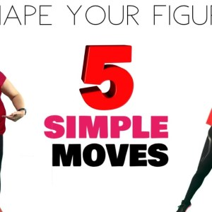 Easy Full Body Workout At Home For Beginners NO JUMPING - Weight Loss With Natasha Mohan