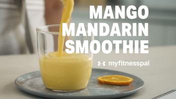 Mango Mandarin Smoothie