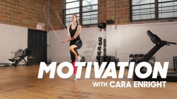 Motivation with Cara Enright