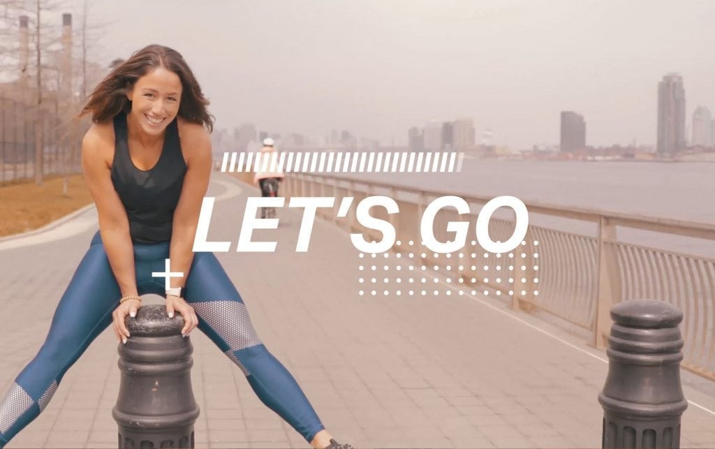 Let's Go: Total Mind and Body Wellness