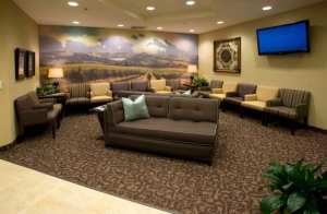 Rancho Cucamonga Weight Loss Center Interior