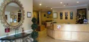 Bariatric Surgery Weight Loss Center The Weight Loss Surgery Center Of Los-Angeles Fountain Valley Front-Desk Interior View