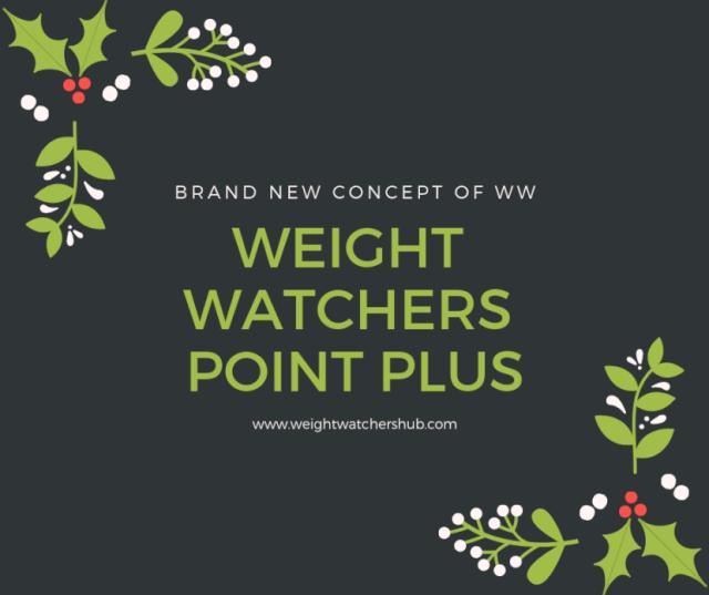 weight watchers points plus food list