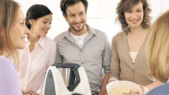 Thermomix competitive positioning