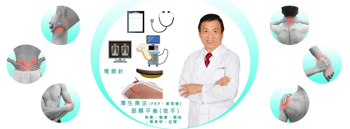 徐上德復健科診所 – Rehabilitation clinic