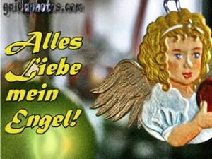 Weihnachtsbilder kostenlos, Liebe, Engel
