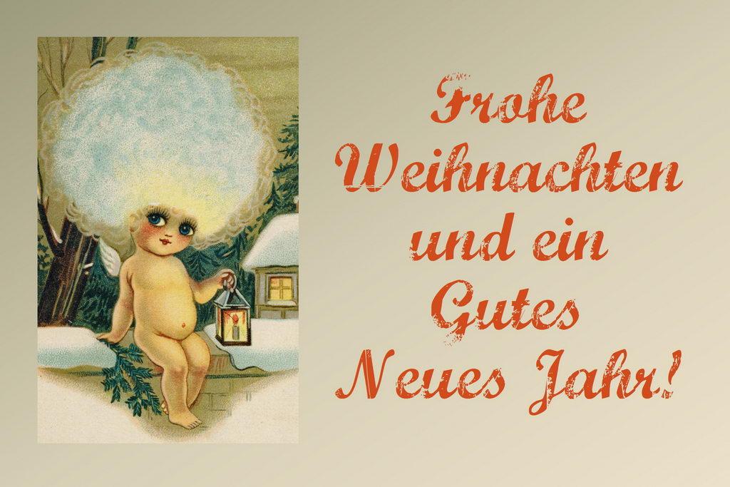 Weihnachtskarten: