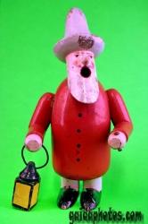Weihnachtsbilder, Weihnachtsgrüße selber basteln - Nussknacker