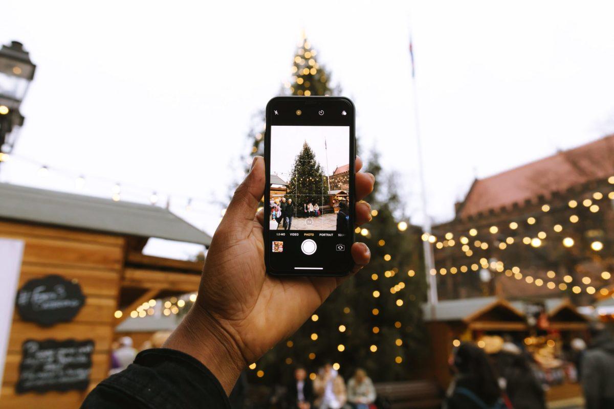 Weihnachtsstimmung in Stäfa