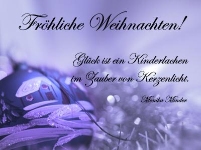 WeihnachtsgrÜsse  Kurze Sprüche  Besinnliche Gedichte