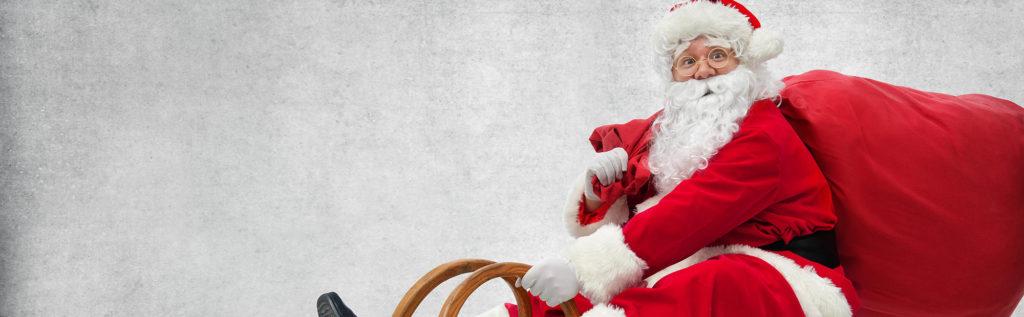 Weihnachtsmann-Header