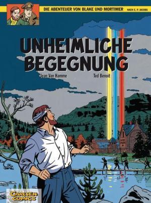 Blake und Mortimer 12: Unheimliche Begegnung | Weihnachtsmarkt Bonn