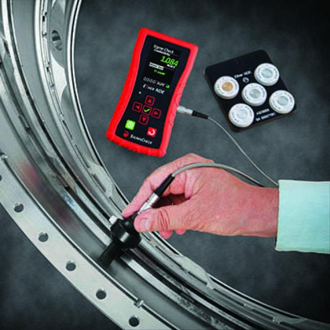 SigmaCheck2 電導率測量儀.Conductivity Tester for Metals.ETHER NDE