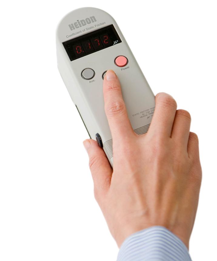 TYPE 94i-II Portable Friction Meter Muse.Heidon 摩擦係數測試儀 TYPE 94i-II