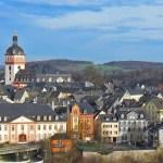 Blick über Weilburg