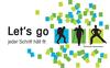 Let's Go Jeder Schritt hält fit ist die Bewegungsinitiative des Deutschen Wanderverbandes